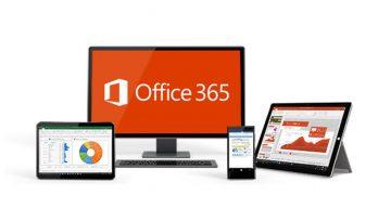 Office 365 Nu verkrijgbaar
